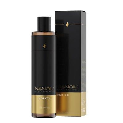 Nanoil Liquid Silk Micellar Shampoo 300 ml