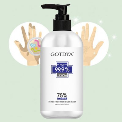 Hand sanitizer - 300 ml
