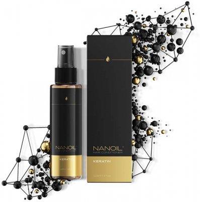 Nanoil Keratin Hair Conditioner 125 ml