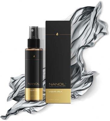 Nanoil Liquid Silk Hair Conditioner 125 ml